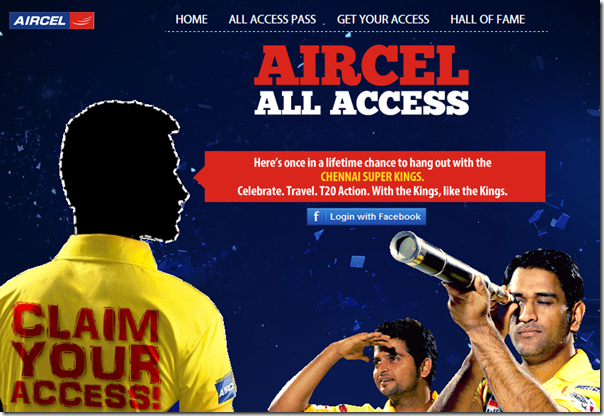 all_access_aircel