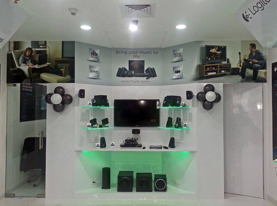 Logitech India Opens Exclusive Store In Bangalore