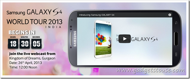 Samsung_S4_Live_Webcast_India_Launch