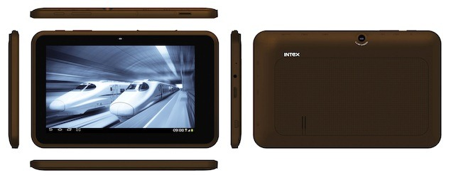 Intex launched i-Buddy Connect 3G tablet with 7 inch ...