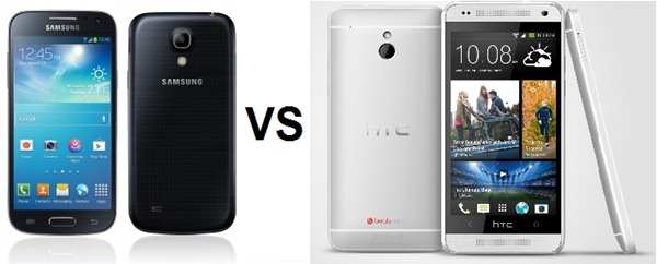 s4 vs one mini