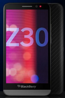Blackberry Z30 with 5 Inch HD Display and BB 10.2 [Coming ...