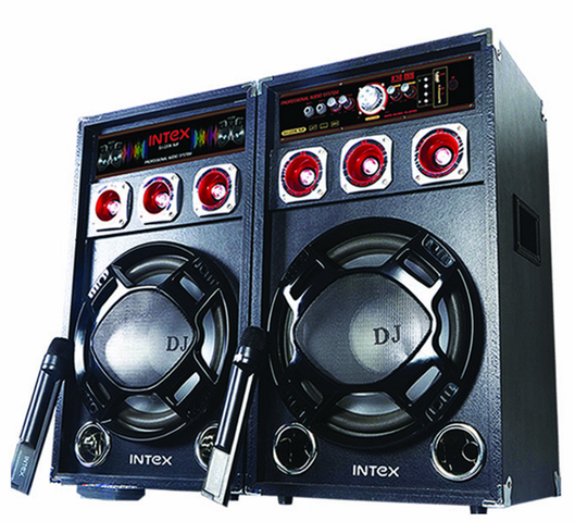 Intex Launched 4 Dj Series Party Speakers Starting At Rs