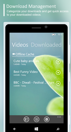 uc browser 3 2 for windows phone brings background