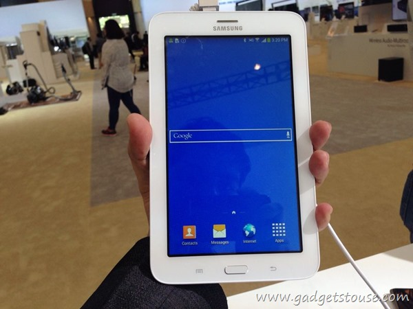 Samsung Galaxy Tab 3 Neo Quick Review, Price and Comparison