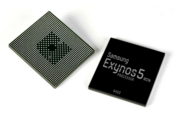 Samsung Unveiled Octa Core Exynos 5422 AND Hexa Core ...