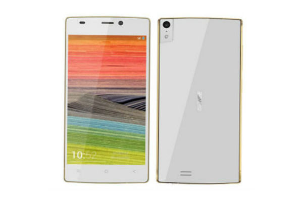 gionee elife s55 launch