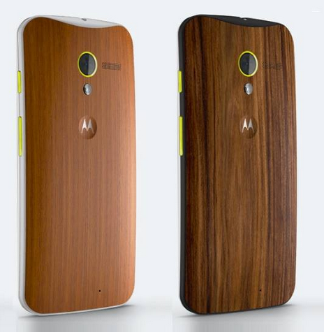 newest 65265 6ac44 Moto X with 5 color and 2 Wooden back cover Option Coming Soon to ...