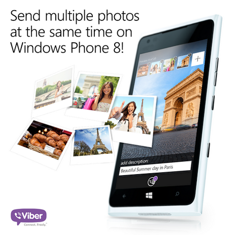 Viber 4 1 Update brings Viber Out and more to Windows Phone