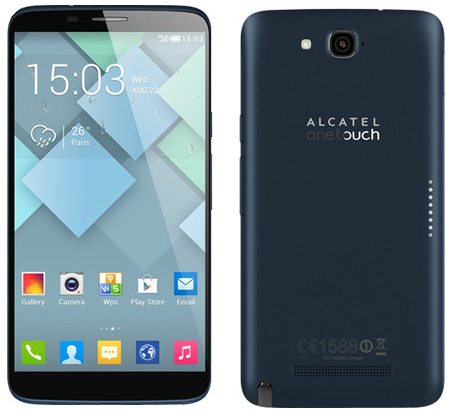 Alcatel One Touch Hero with 6 inch Full HD display listed ...
