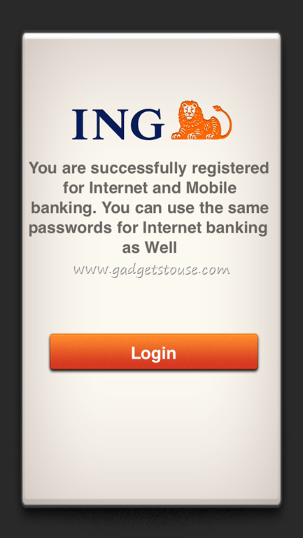 Ing vysya bank forex card login