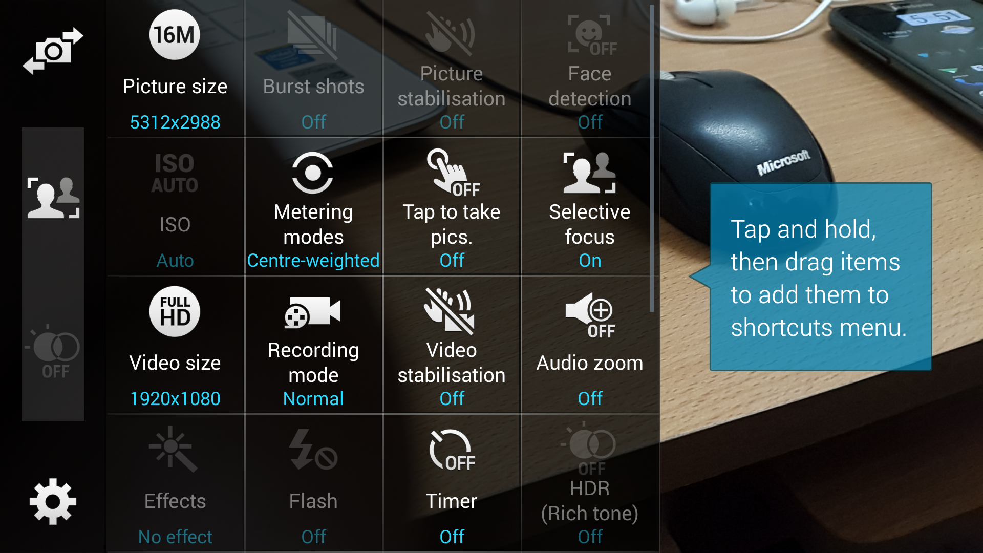 Top 5 apps to pre focus or blur background camera photos on screenshot2014 05 09 17 51 07 img20140509172642 voltagebd Images