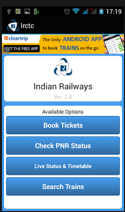 Top 5 IRCTC Android Apps To Track PNR, Book Tickets and More