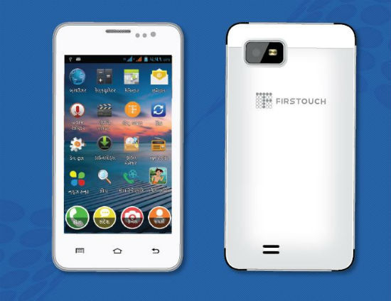 firstouch a10