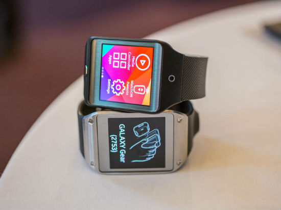 Samsung Gear Solo Standalone Smartwatch with USIM Spotted