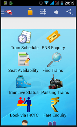 Train app download indian railways train & rail app for android.