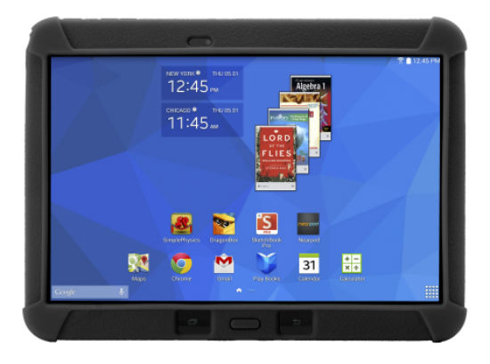 samsung galaxy tab 4 education with android kitkat and