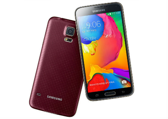 galaxy s5 with ltea