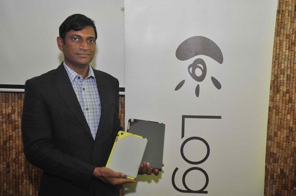 Ashok Jangra, Cluster Category Manager, India & South West Asia, Logitech launching the new tablet accessories (1)