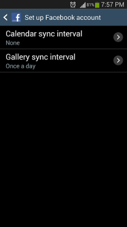 sync frequency