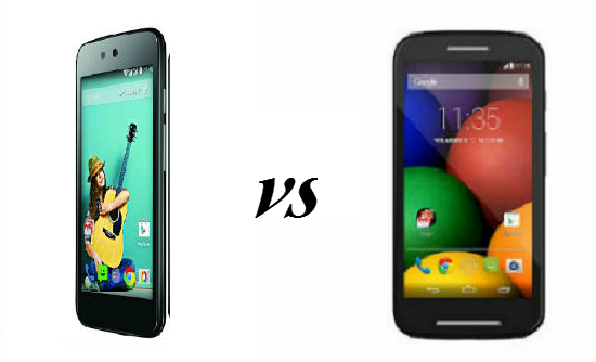 android one vs moto e