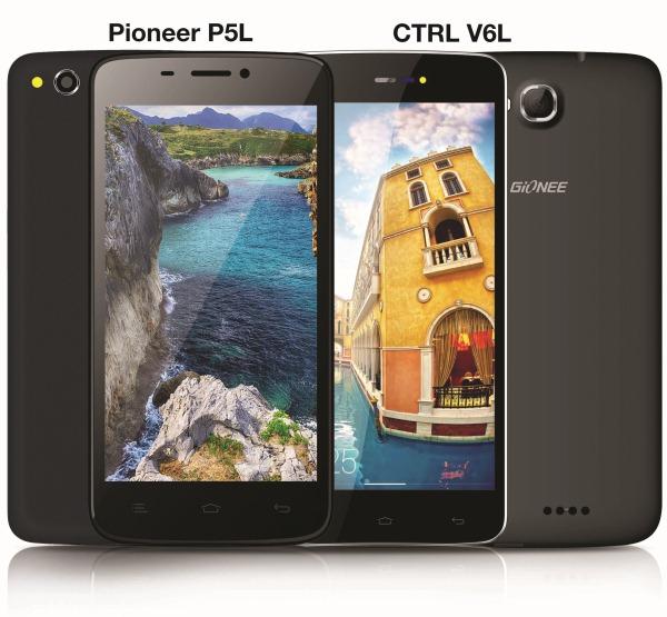 Gionee V6L (LTE) & Gionee P5L (LTE)