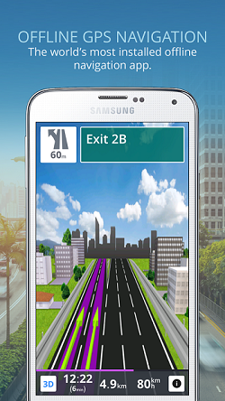 Top 5 Offline Maps apps for navigation on Android Smartphone ...