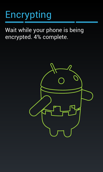 android encrption 1