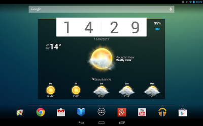 beautiful widget