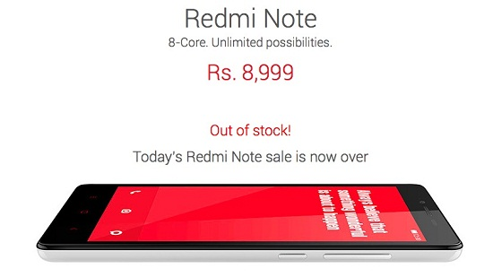 redmi note sale