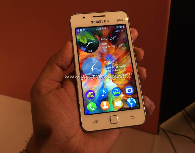 Samsung z1 hands on photo gallery and video ccuart Image collections