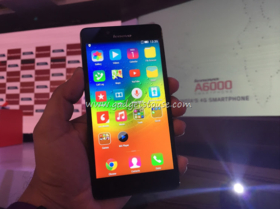 20000 Lenovo A6000 Units Sold Out In 3 Seconds