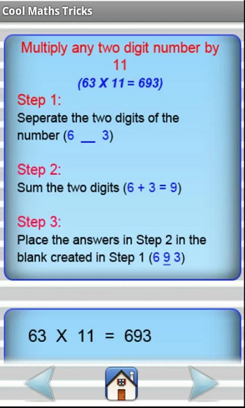 Top 5 Math Tricks Apps For Android