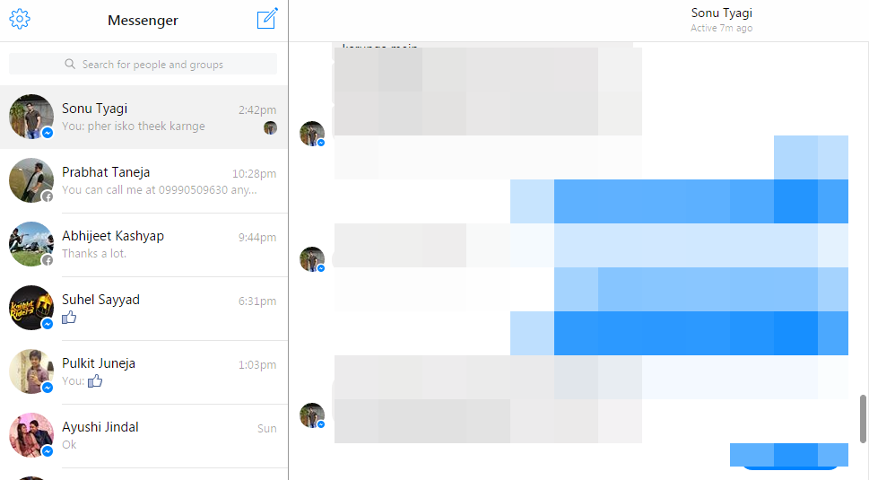 how to delete suggested friends on facebook messenger