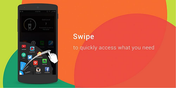 Lazy Swipe for Android