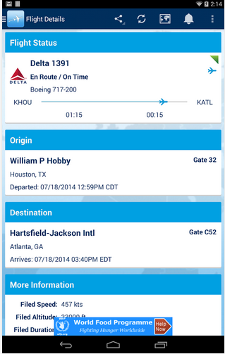 5 Ways To Check Flight Status And Realtime Delay on Android