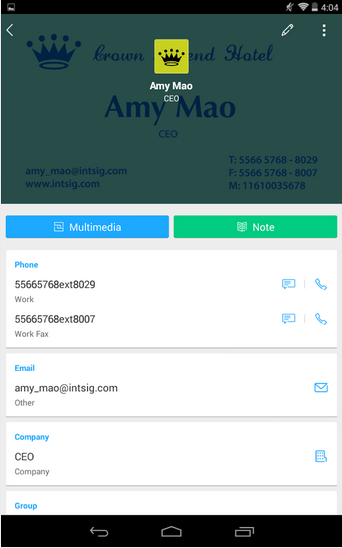 5 free business card scan store apps for android ios and windows lets start with the worlds most popular business card scanner app camcard this app is currently used by around 100 million people worldwide reheart Images
