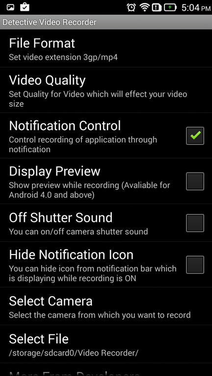 Best 5 Apps to Hide Phone Screen For Stealth Video and Image