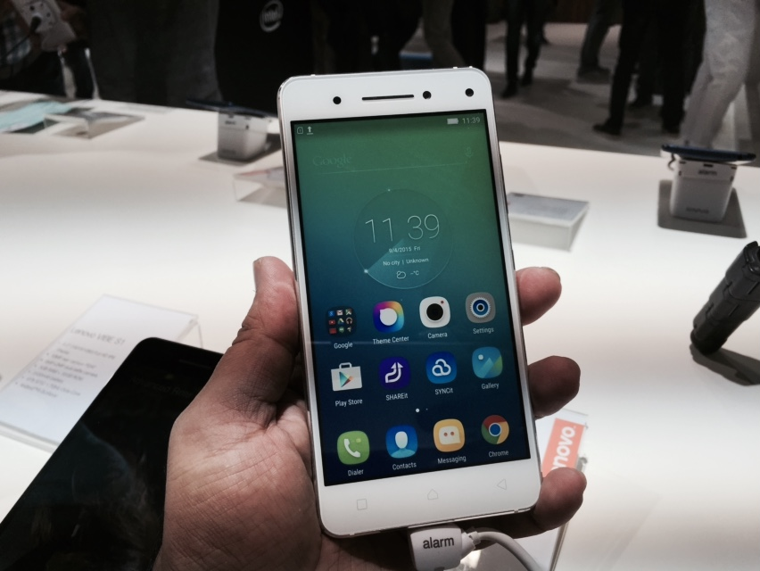 Lenovo Vibe S1 Hands on Overview And Features
