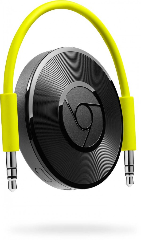 Google's Latest Chromecast Audio Brings Life To Your Old