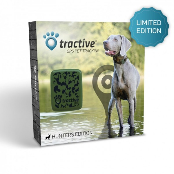 Tractive 1 GPS Hunter Edition