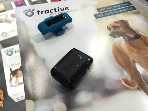 Tractive 2 GPS_Activity