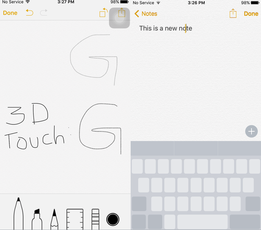 3D Touch 4