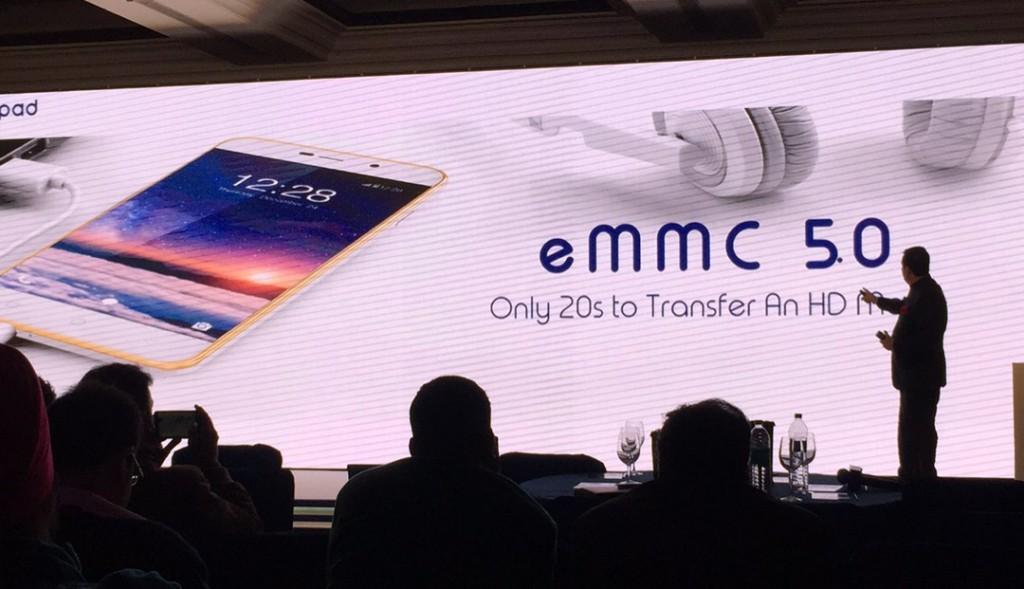 Emmc 5.0