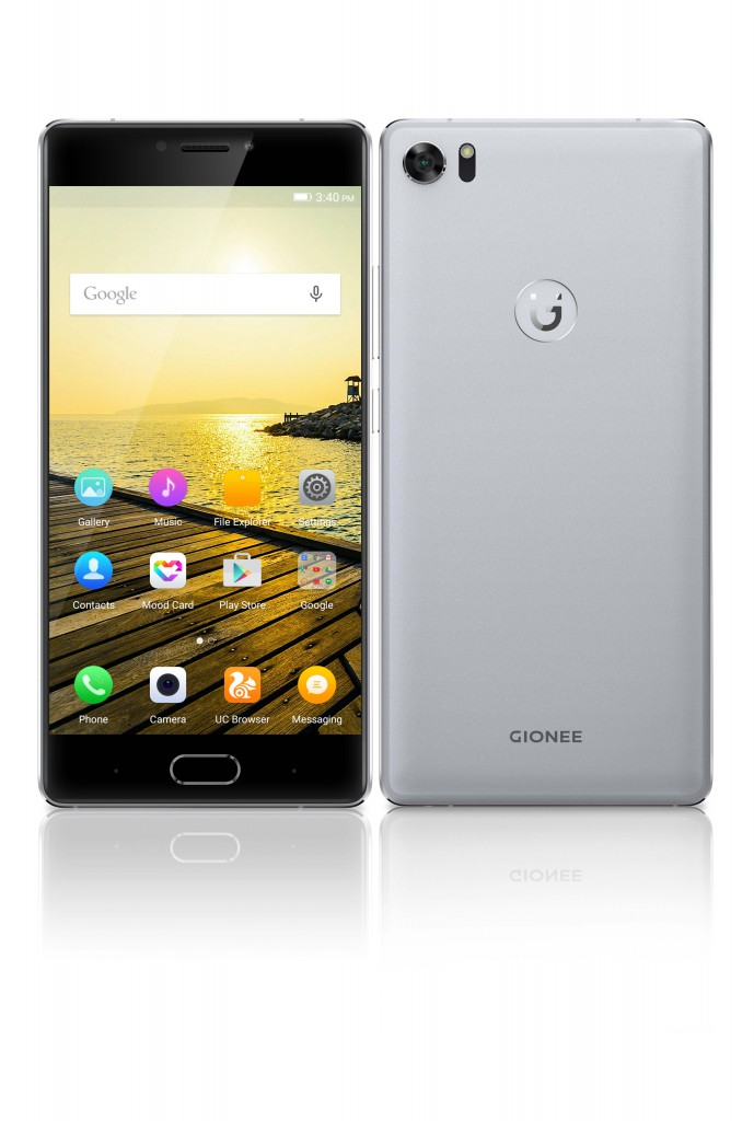 Gionee S8 Image Front (i)