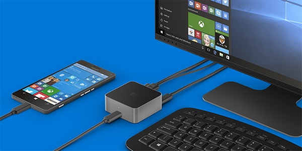 Microsoft Lumia 950 XL Display Dock