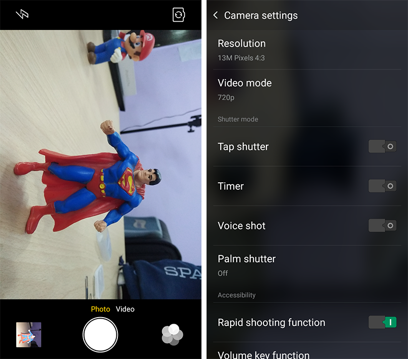 how to use garget on oppo phopne