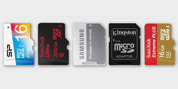 Class 10 memory cards
