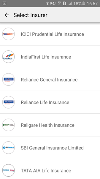 Paytm Insurance payments