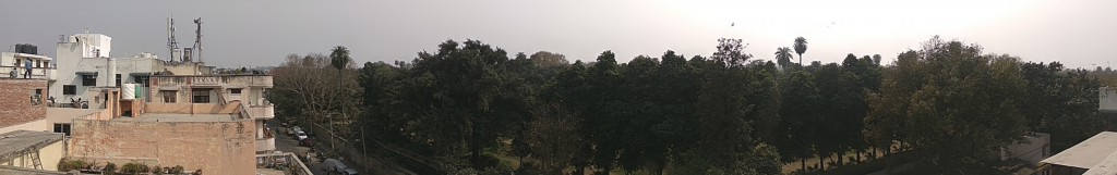 Redmi Note 3 Panorama